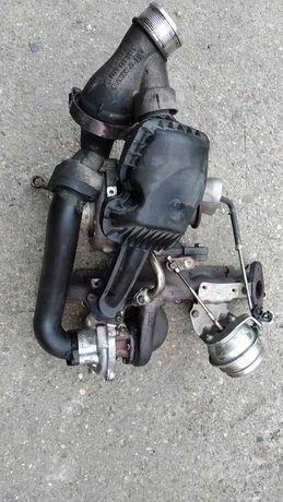 VOLVO XC60 S80 V70 S60 XC70 V60 D5 Turbosprezarka