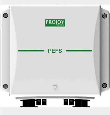 Wyłącznik przeciwpożarowy PROJOY PEFS-EL40H-4
