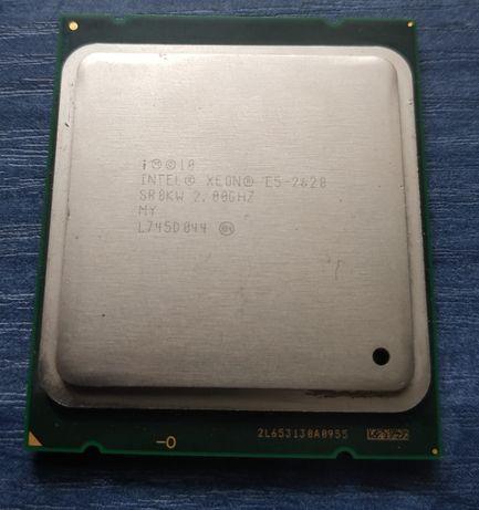 Процессор Intel® Xeon® E5-2620