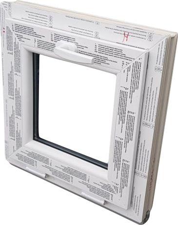 OKNA KacprzaK OKNO PCV 50X40 Nowe okno plastikowe