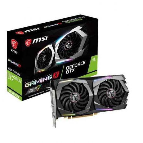 Promoção - MSI GeForce GTX 1660 SUPER GAMING X 6GB GDDR6 (6unidades)
