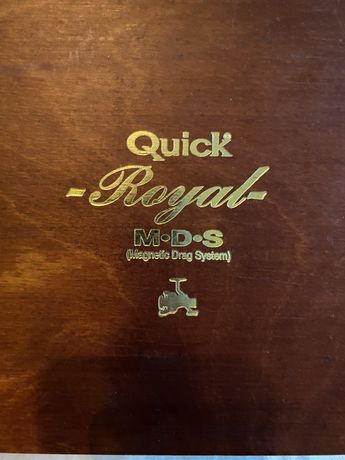 DAM Qucik ROYAL MDS 3500