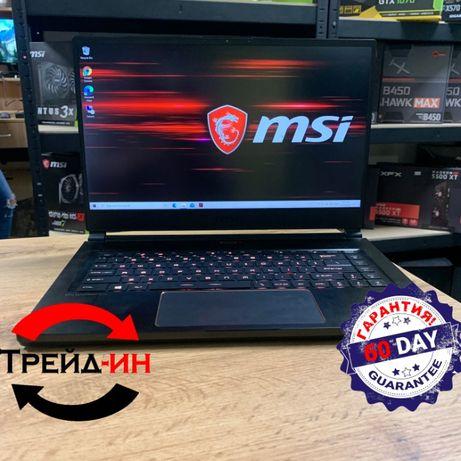 MSI Stealth Thin GS65 8SE (Игровой ноутбук, гарантия) CompX