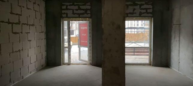 Продаж комерційного приміщення 76м2 від забудовника в елітному районі.