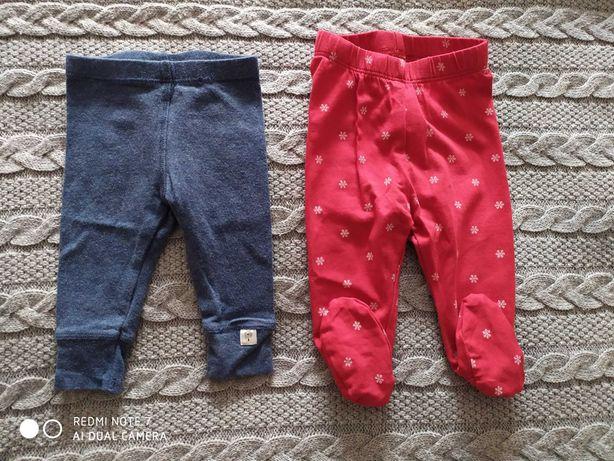 Polspiochy świąteczne r.56 H&M jak nowe oraz legginsy Tao r.56