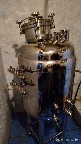 Изготовление изделий из нержавейки, ПВК,ЦКТ,НБК,пивоварня,сыроварня