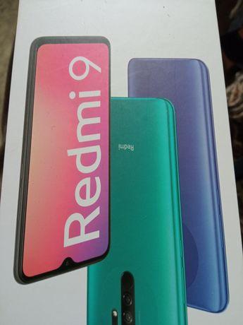 Telefon Redmi9 używany.