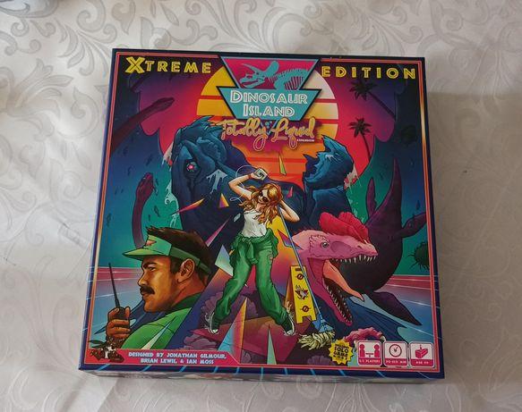 Gra planszowa, Dinosaur island Totally liquid Xtreme edition