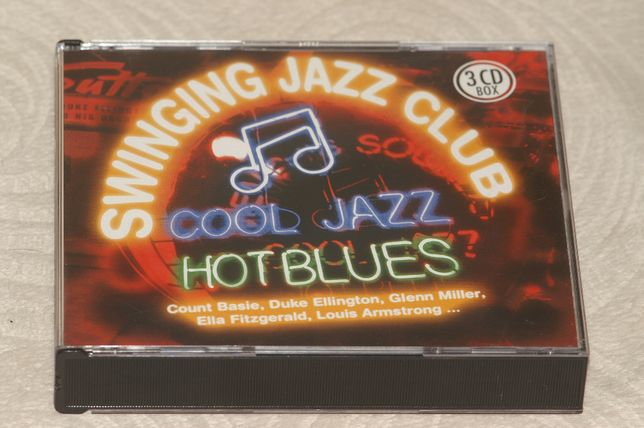Sprzedam Coll Jazz - Hot Blues 3 CD BOX
