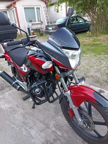 Junak rs 122 19 rok rej. Stan idealny motor motocykl na B kategorie