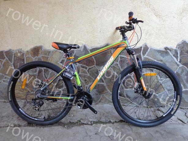 Велосипед найнер Crossbike Hunter 29 / Новий алюмінієвий / Велосипеды