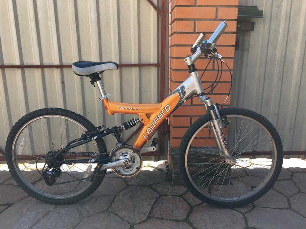Велосипед підлітковий горний