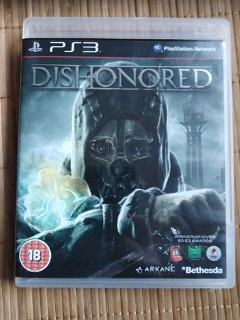 Dishonored - PS3 - tania wysyłka