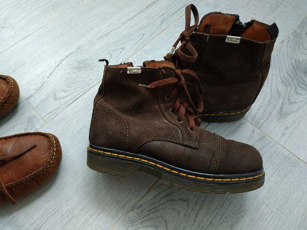 Демисезонные ботинки в стиле Zara