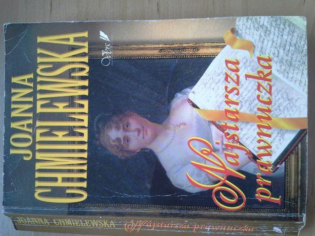 Najstarsza Prawnuczka, Joanna Chmielewska, wyd. I