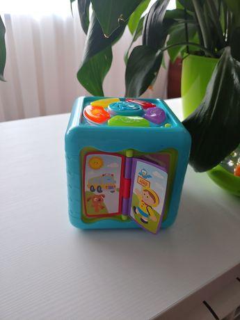 Музыкальный куб, игрушка от 6 месяцев