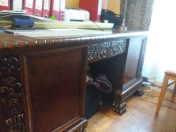Śliczne biurko antyk!