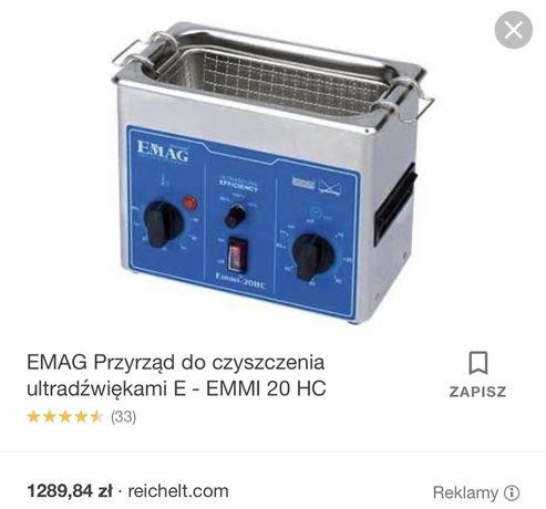 Myjka ultradźwiękowa Emmi -20 HC