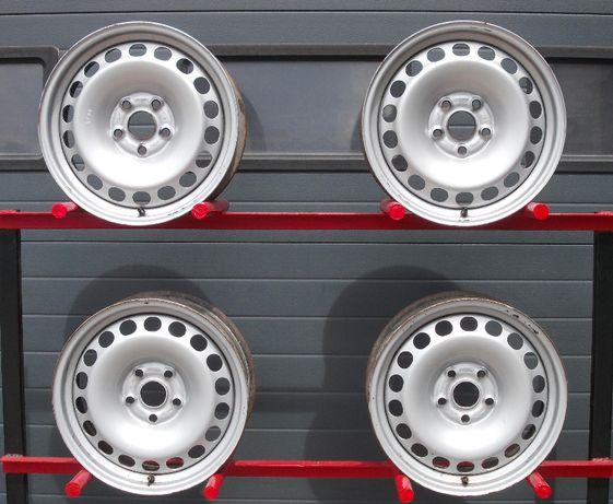 Felgi stalowe 16 5x112 et33 VW Sharan 2 Tiguan Seat Alhambra 2 Audi Q3