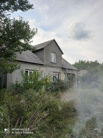 Будинок 200 кв.м. в с.Новосілки Кагарлицького р-ну+ 25соток