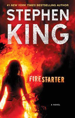 Stephen King - Firestarter- Portes Gratuitos