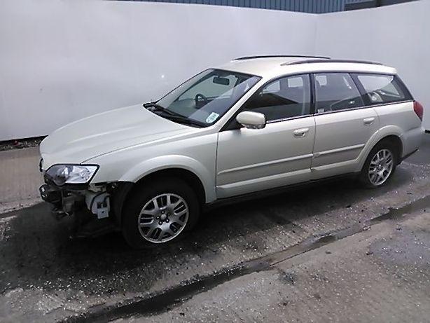 Rozborka Subaru Outbaсk б/у дверь дверка