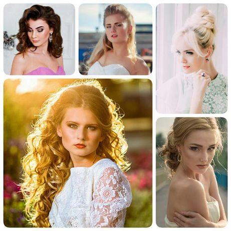 Свадебные прически макияж Киев