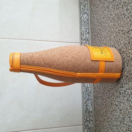 Bolsa transporte em cortiça (isotérmica) para garrafas