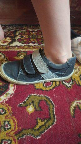 Обувь на мальчика р.32-35