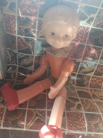 Кукла советская Буратино