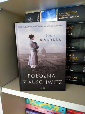 Położna z Auschwitz Magda Knedler
