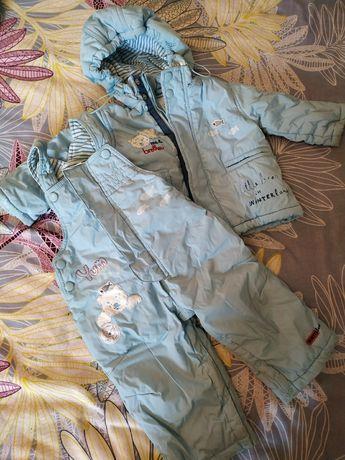 Комбинезон + куртка демисезонный