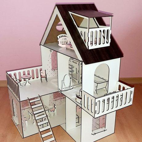 Кукольный домик, ляльковий будинок. Домик лол