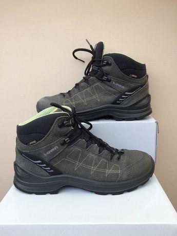 Adidas Lowa Gore-Tex  кожаные кроссовки ботинки  39  38 р