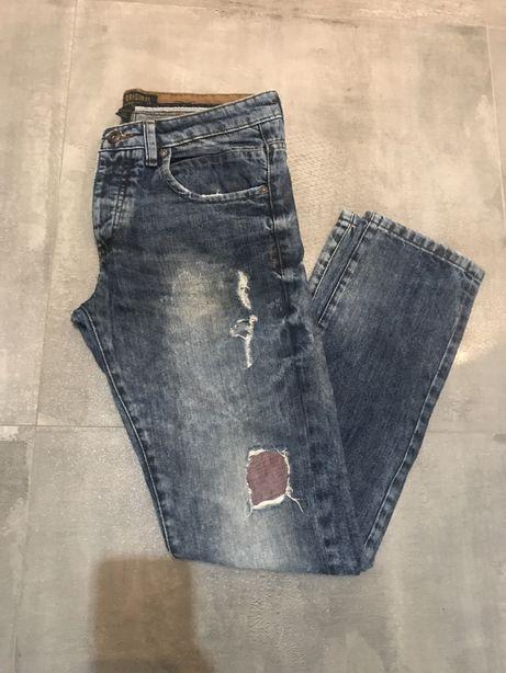 Męskie spodnie 32/32 New Yorker