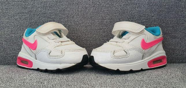 Buciki dziecięce Nike AIR MAX rozmiar 19.5
