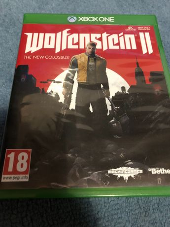 Wolfenstein II: The New Colossus Xbox One