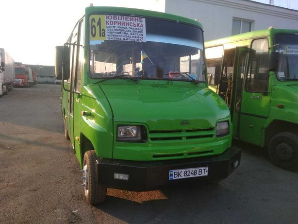 Автобус хаз 3230