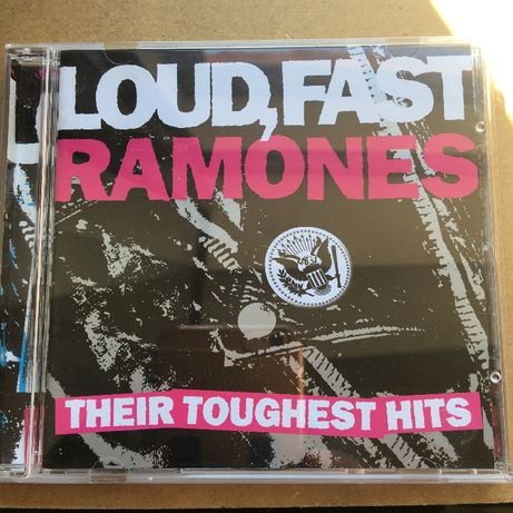 Ramones - Their Toughest Hits CD