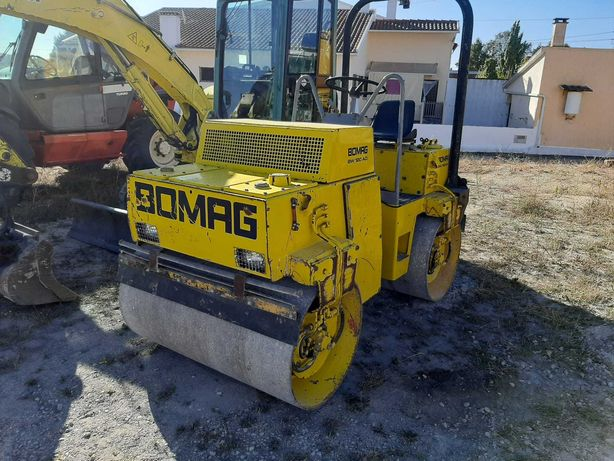 Cilindro Bomag BW 120AD