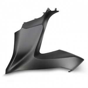 Plástico Lateral Frontal Direito Preto Brilhante Honda PCX