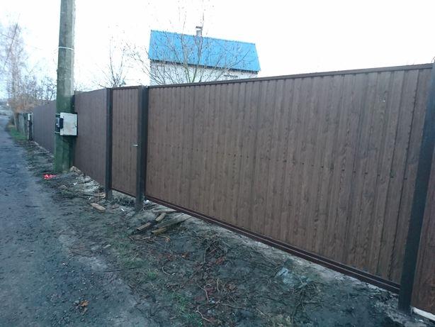 Откатные ,распашные ,секционные ворота