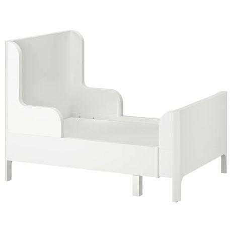 Sprzedam łóżko Busunge Ikea materac gratis