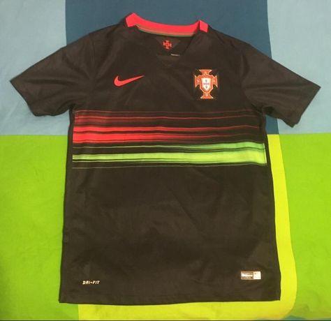 Camisola e cachecol de Portugal