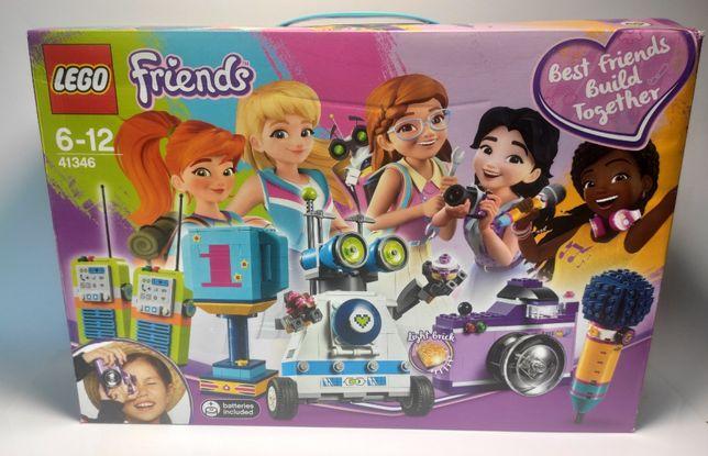 LEGO Friends 41346 Friendship Box NOWY