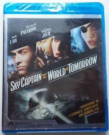 """""""Sky Captain i świat jutra"""" Blu-Ray USA bez PL"""