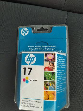 Tinteiro HP 17 cores