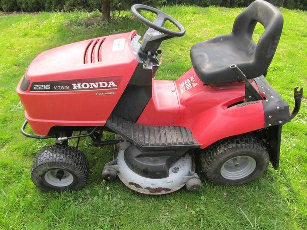 kosiarka traktorek honda 2216 vtwin hydrostatic