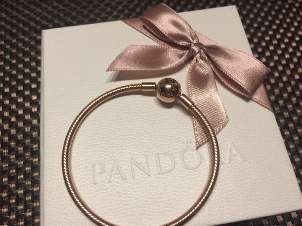 Bransoletka Pandora Rose moments rozmiar18