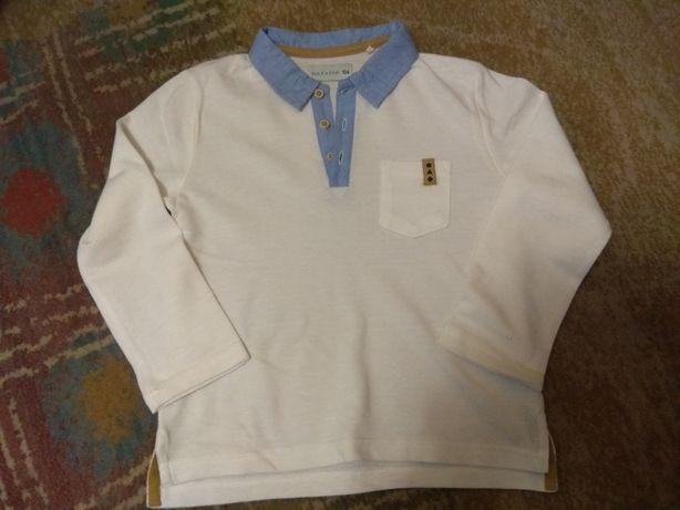 Koszulka polo z krótkim rękawem 104 cm 5 10 15